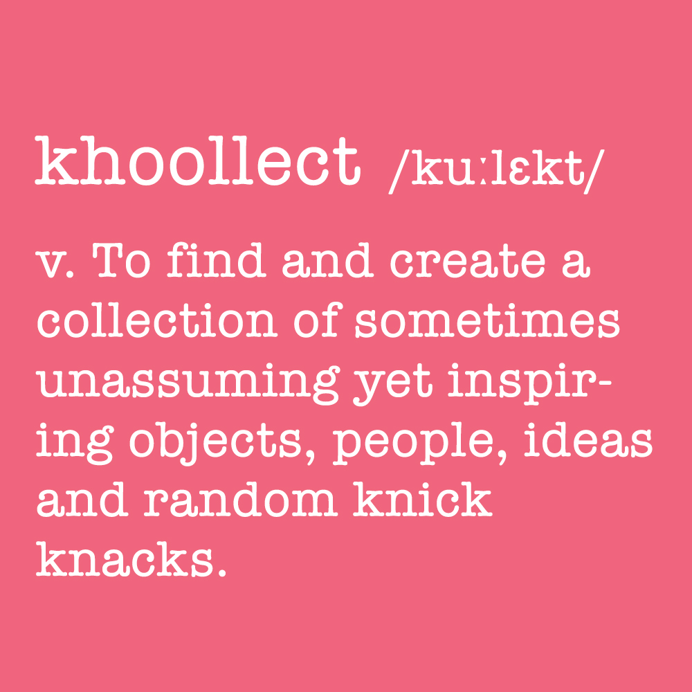 khoollect dictionary definition
