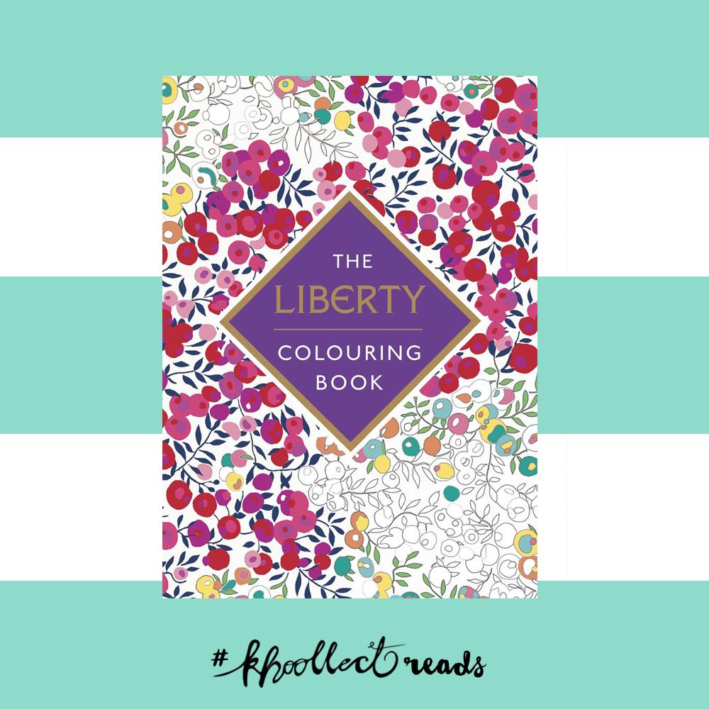 Liberty Colouring Book