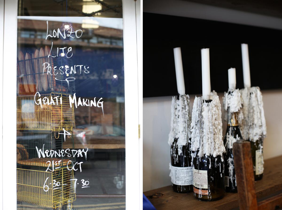 Lonzo Wine Bar and Bakery