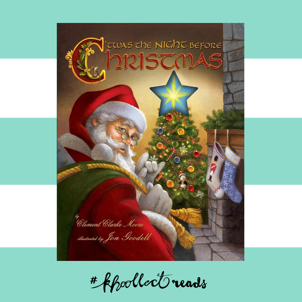Night Before Christmas - Khoollect Reads