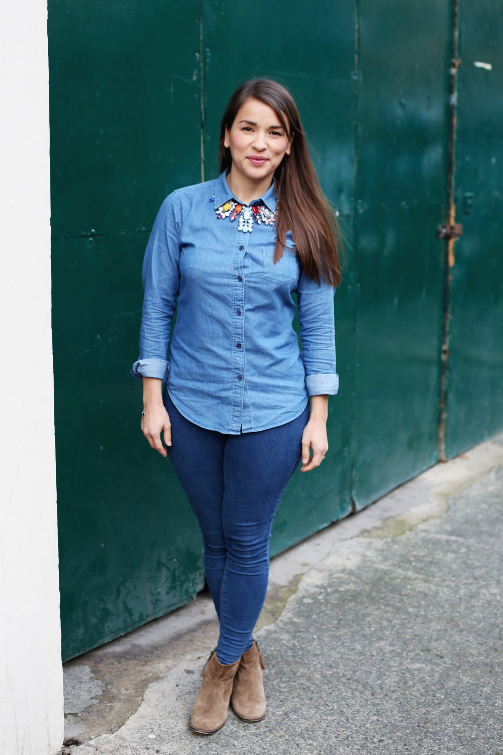 Rachel's guide to Double Denim