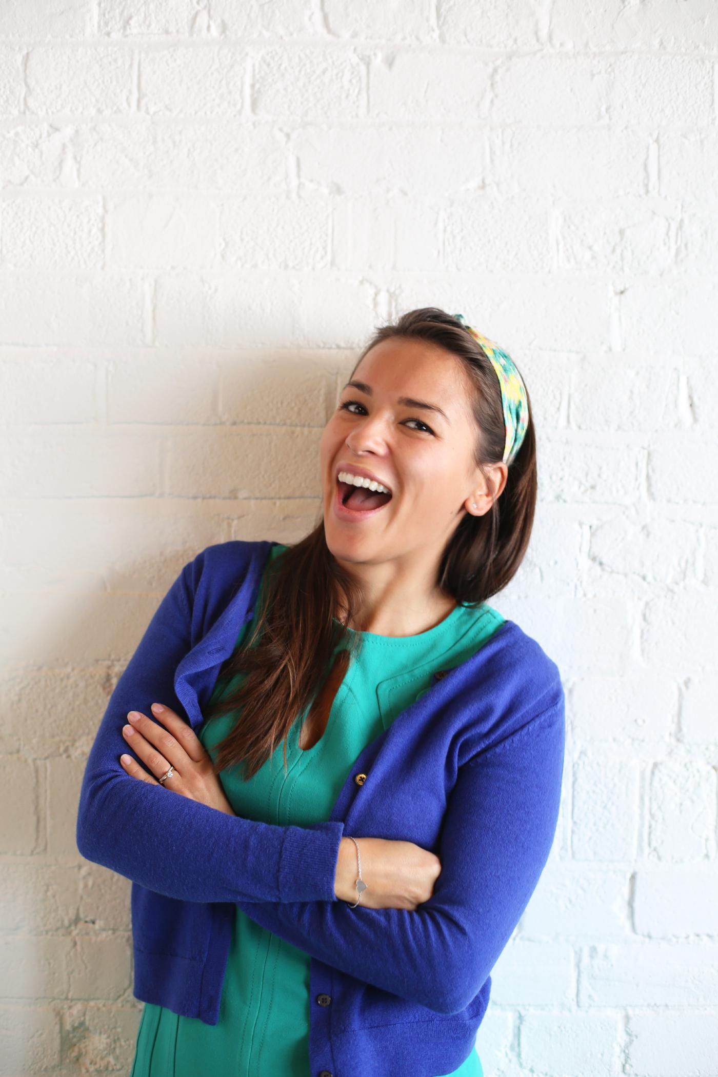 Rachel Khoo Portrait October 2015