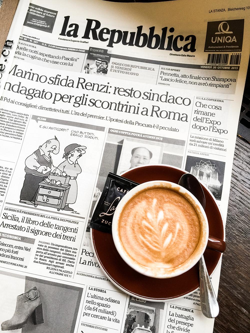 La Stanza Coffee