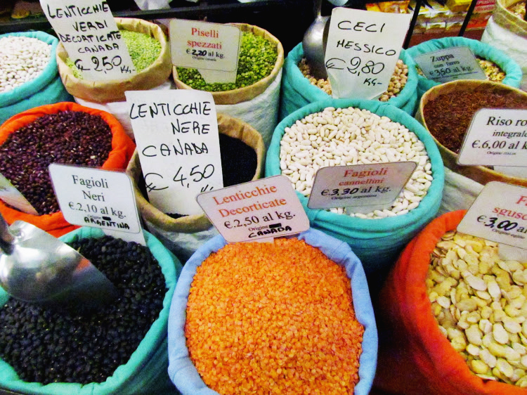 Why legumes are the new meat