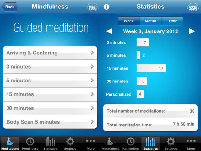 3 mindfulness apps you need to download