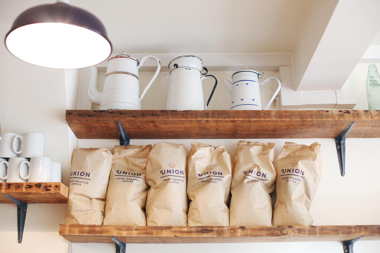 Well Street Kitchen Union Coffee