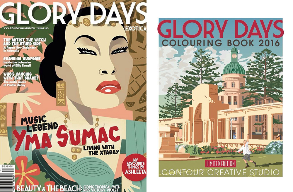 Glory Days Magazine