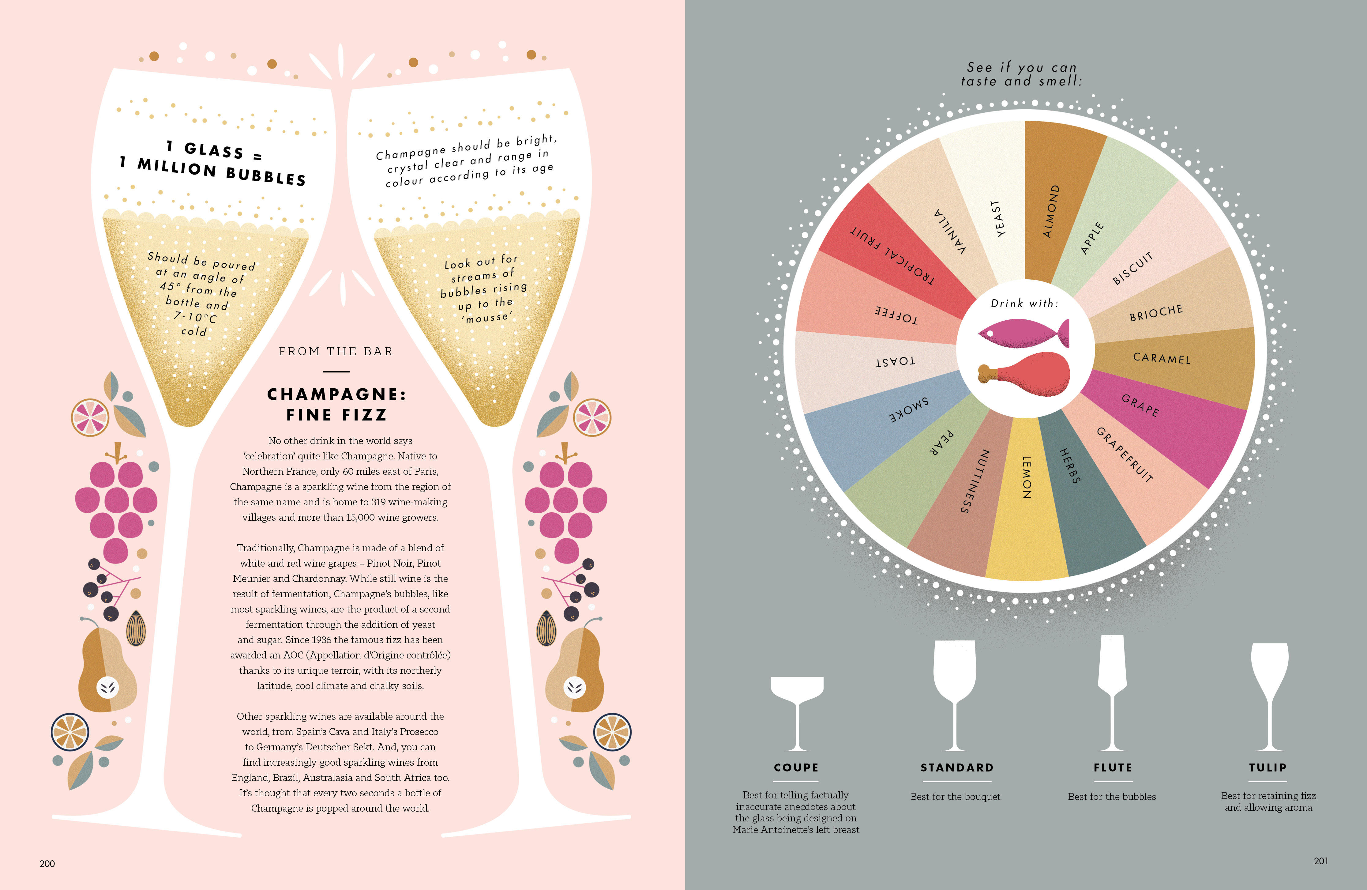 The Taste Infographic Book