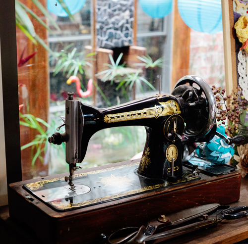 sewing is my meditation danielle bamford finds the calm in her craft
