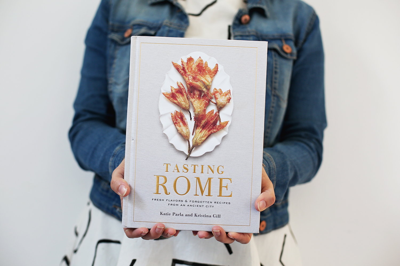 Tasting Rome - Kristina Gill