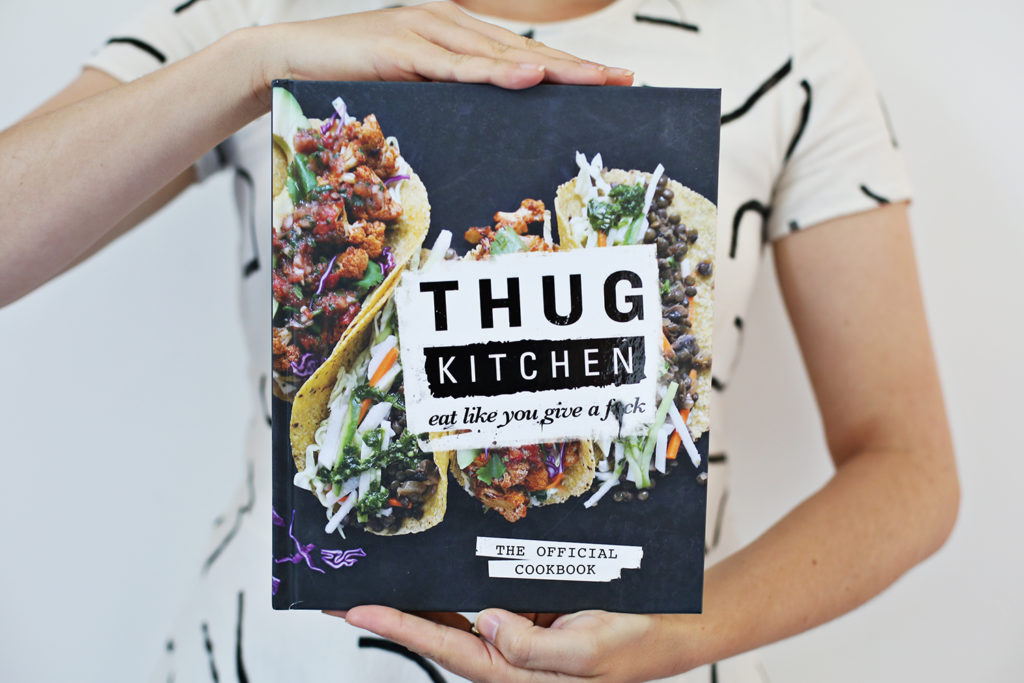 Win: the Thug Kitchen cookbook - Khoollect