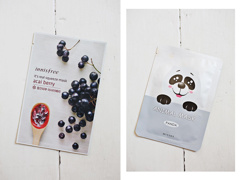 Rachel Khoo's favourite face masks