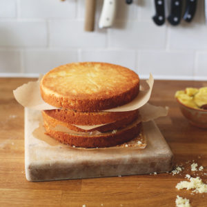 Recipe: The Perfect Sponge