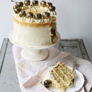 Recipe: Super Glam Party Cake