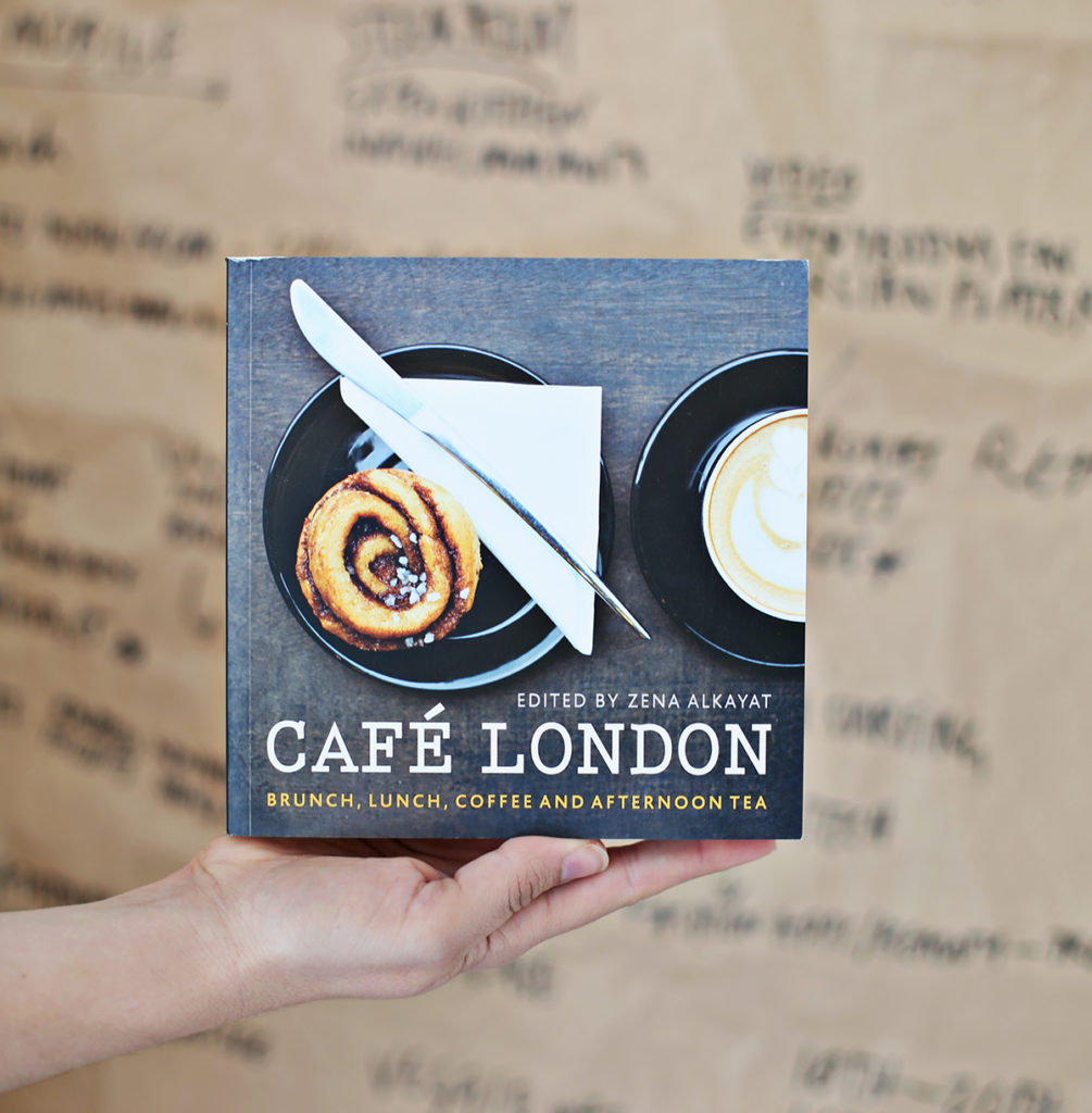 A Narrow Home That Keeps Its Eyes On The Street: Give-a-weight: Win A Copy Of Cafe London