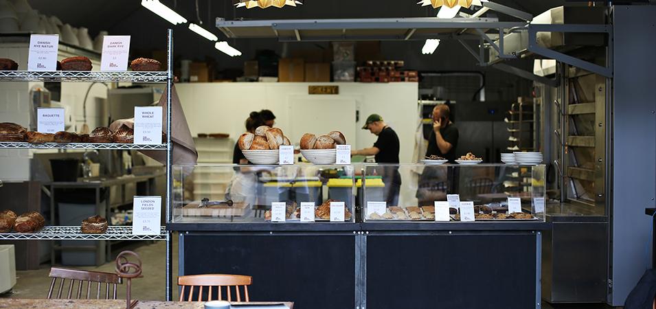 The Bread Station, Hackney