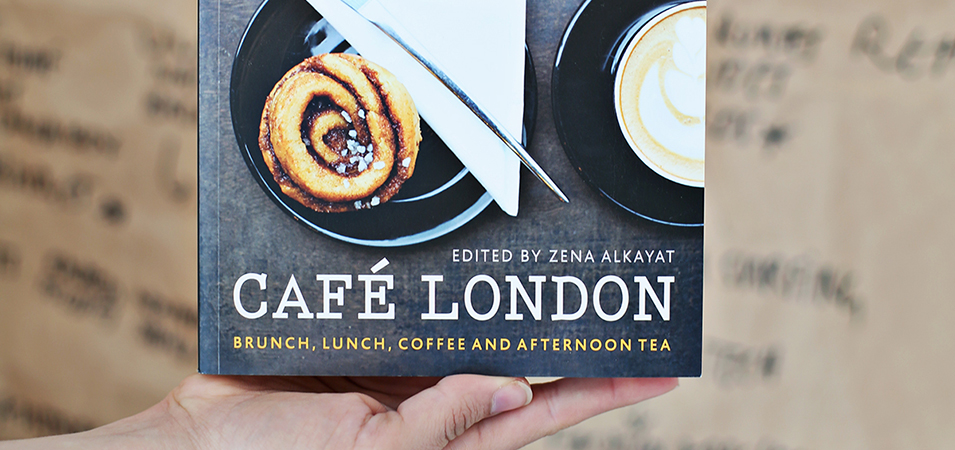 Give-a-weight: win a copy of Cafe London