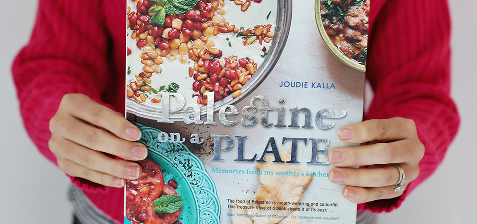 GIVE-A-WEIGHT: WIN A COPY OF PALESTINE ON A PLATE