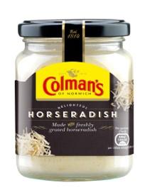 colman's horse radish