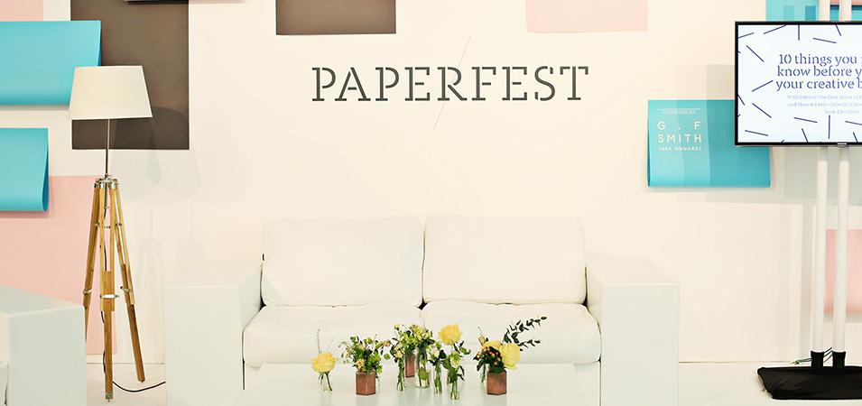 Khoollect life: Paperfest London 2017
