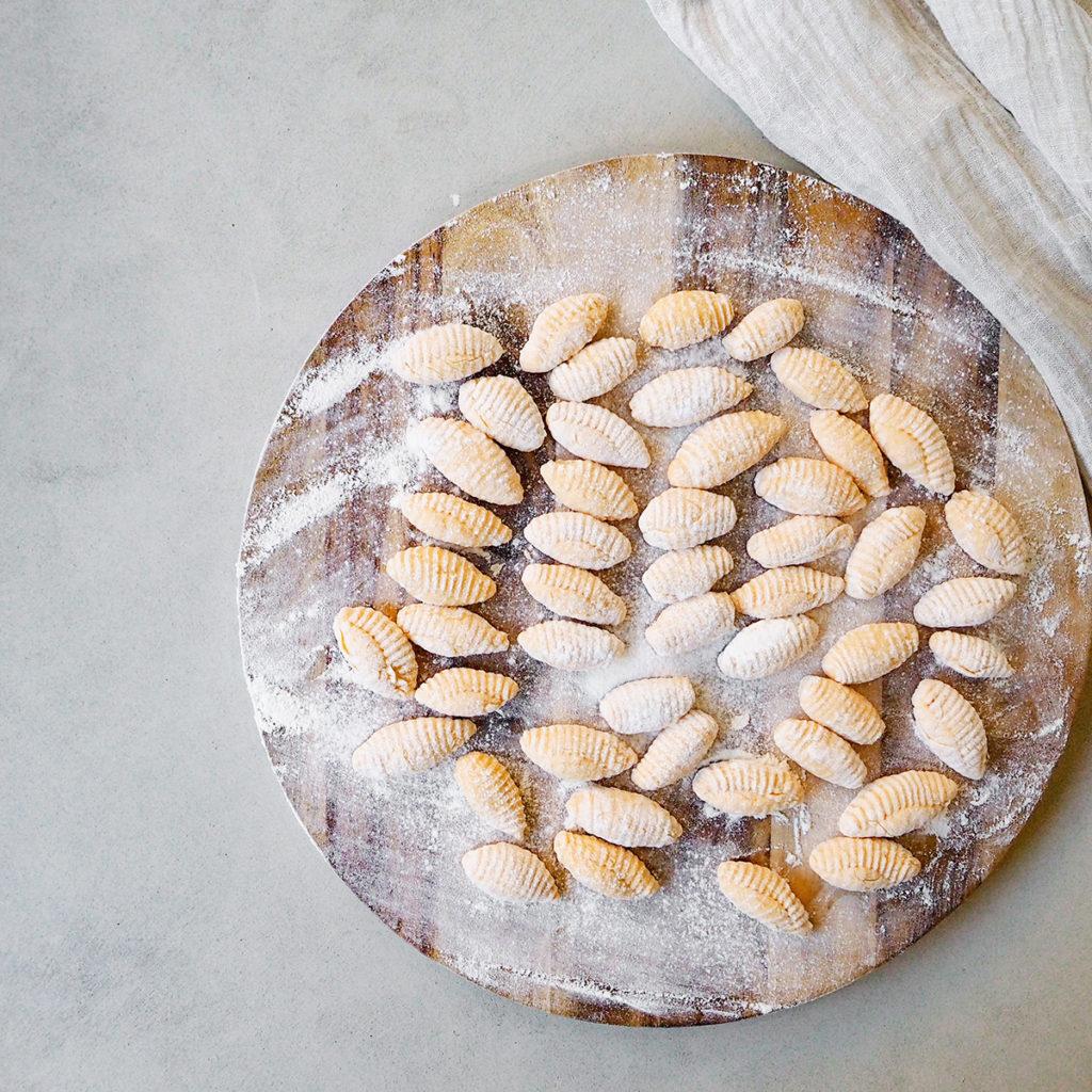 Recipe: Vanessa Fletcher's sweet potato gnocchi