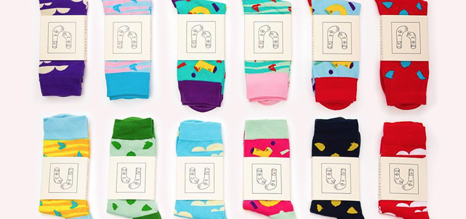 WIN: BRIGHTEN UP YOUR DAY WITH A PAIR OF FUNKY FELLAS SOCKS