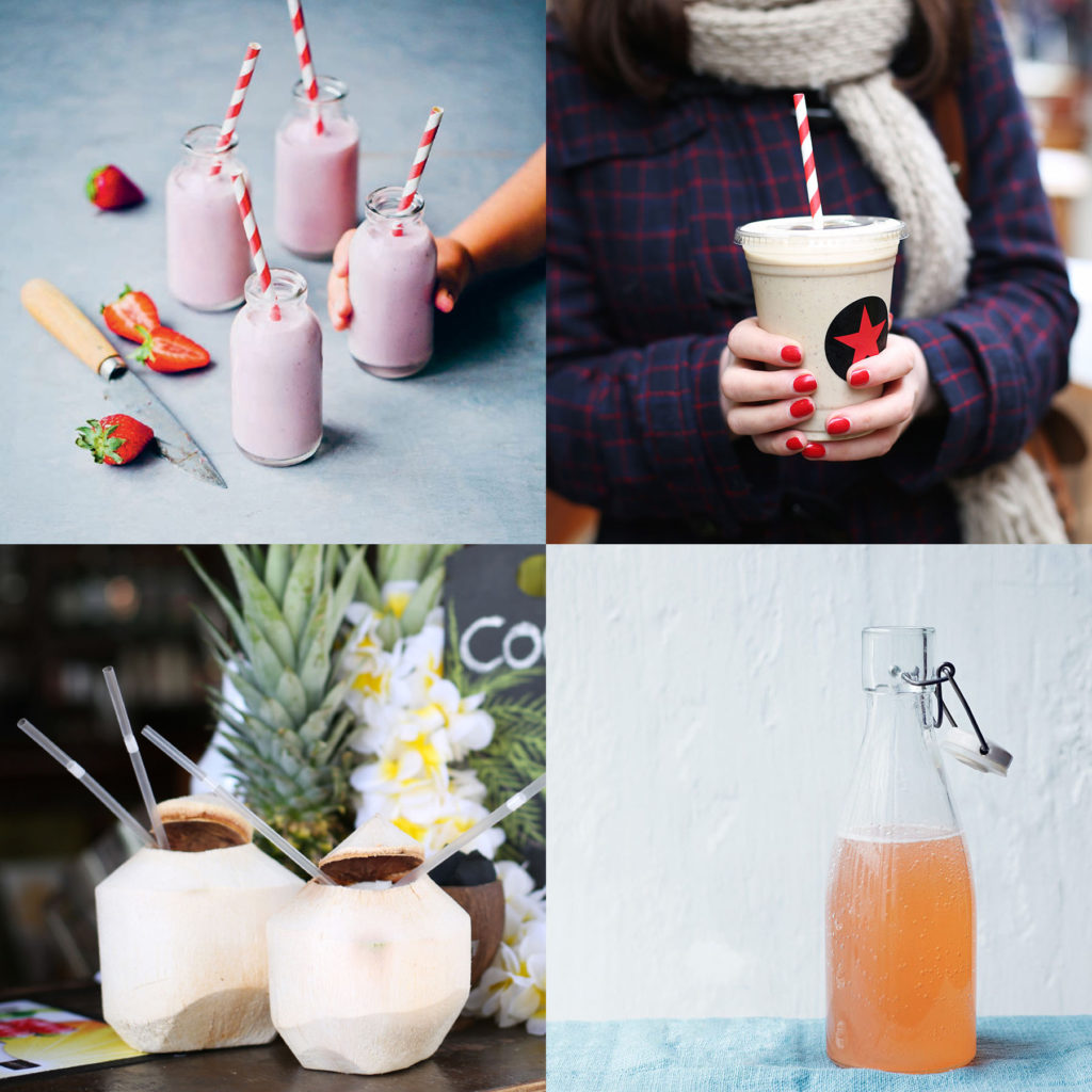 Spring sips: 5 refreshing drinks to make at home