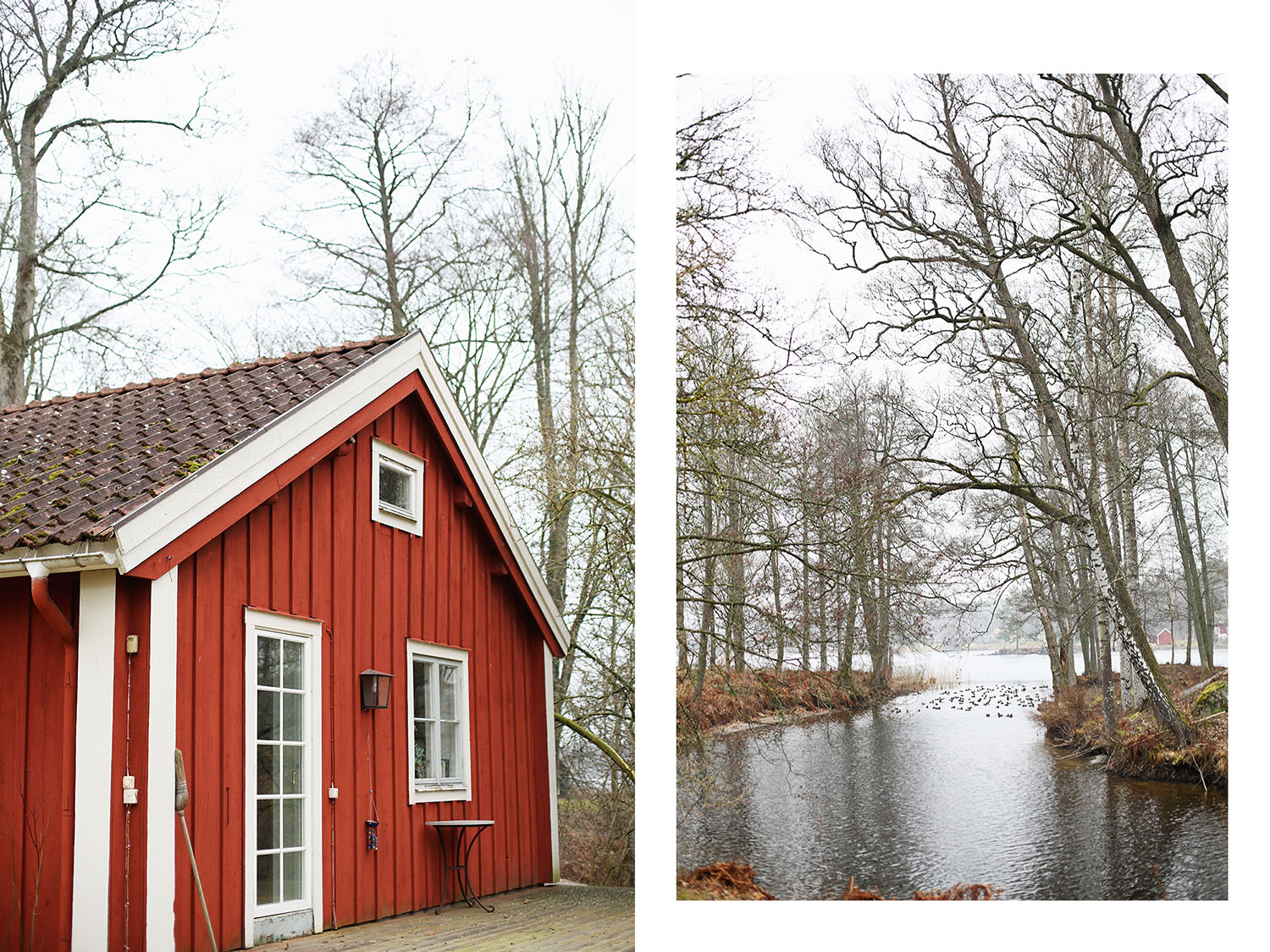 Swedish retreat