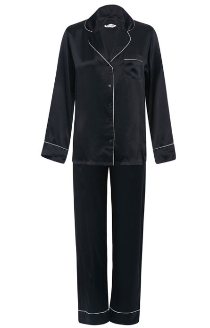 Silk pyjamas Rachel Khoo