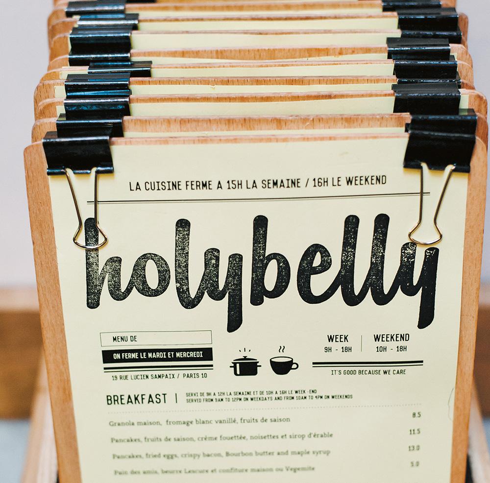 Khoollect eats: Hollybelly, Paris