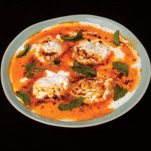 Recipe: Çilbir by Rachel Khong