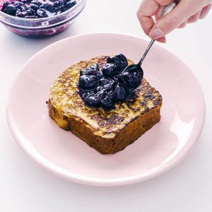 Recipe: brioche French toast