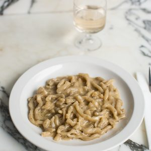 Recipe: Pici cacio e pepe by Trullo