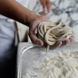 Recipe: Pici dough from Trullo Restaurant