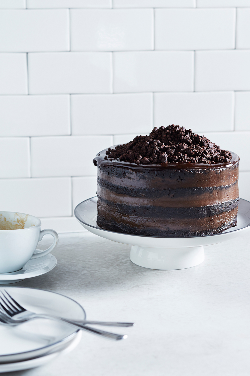 Brooklyn Blackout Cake Recipe