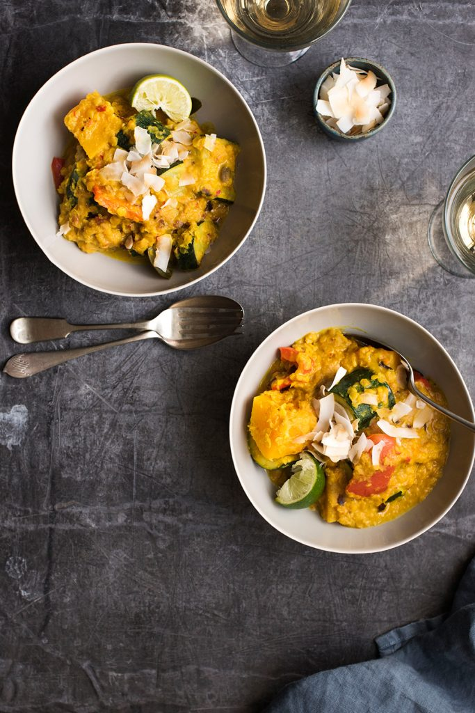 Recipe malaysian squash and courgette rendang with red lentils forumfinder Choice Image