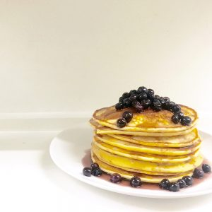Food on Film: Pancakes from Nancy Meyer's Something's Gotta Give