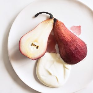 Recipe: Roasted Pears from Simple Fare