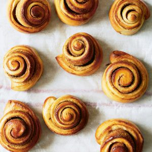 Recipe: Steffi Knowles-Dellner's Kanel and Kardemummabullar