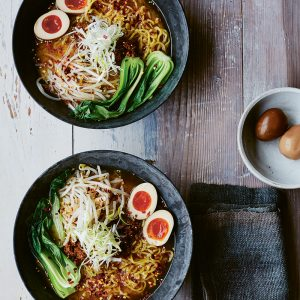 Recipe: Tim Anderson's One Hour Spicy Ramen