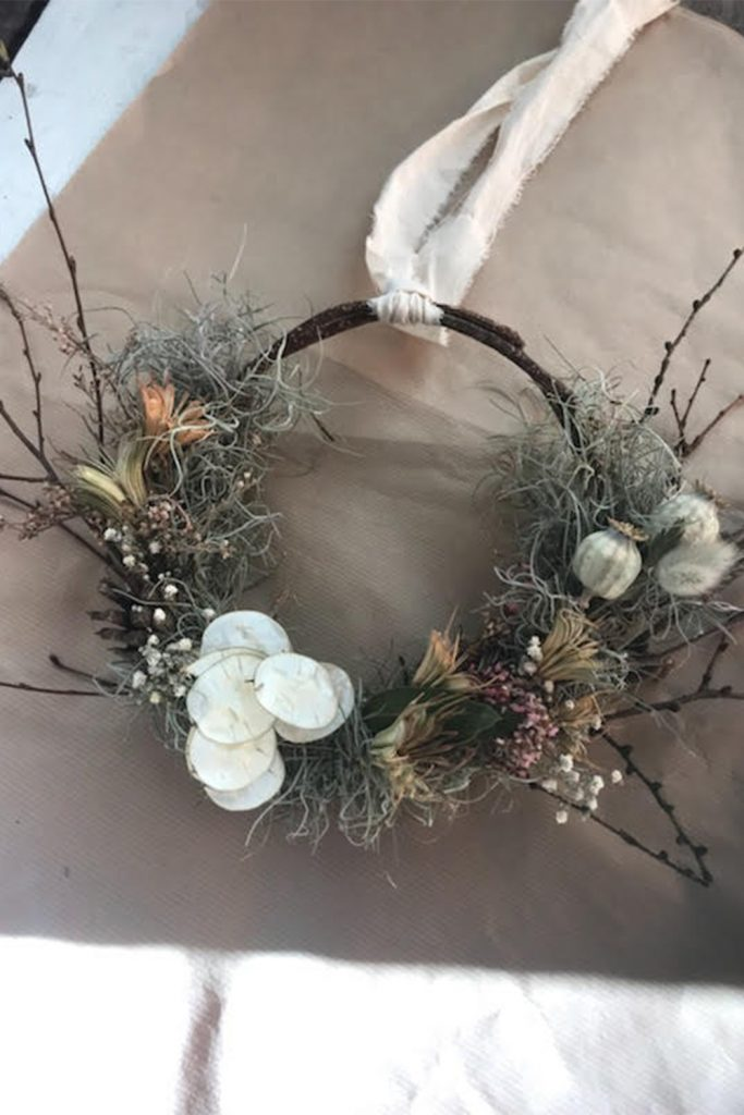 Christmas Wreath Making Tips From Worm London