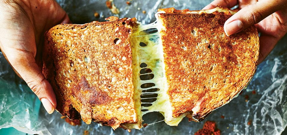 10 Top Tips For Grilled Cheese Perfection