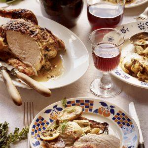 Recipe: Mascarpone roasted chicken