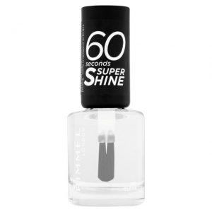 Rimmel 60 second nail polish Khoollect Rachel Khoo