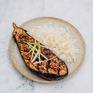 Recipe: Chinese Marinated Aubergine by Miguel Barclay