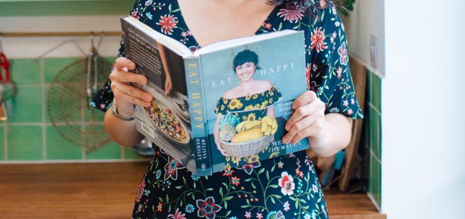 Win a copy of Eat Happy by Melissa Hemsley