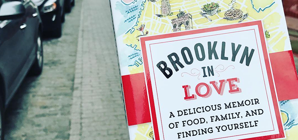 Win a  Brooklyn In Love by Amy Thomas