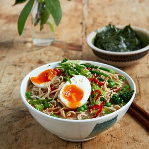 Recipe: Late-Night Miso Ramen