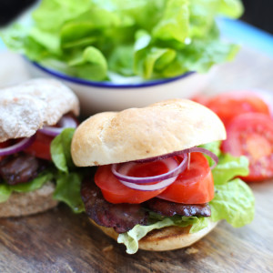Recipe: chicken liver burger