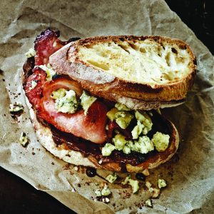 Recipe: brunch sandwich with a twist